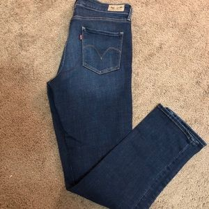 *Levi's Mid-Rise Skinny Jeans. Women's Sz 10